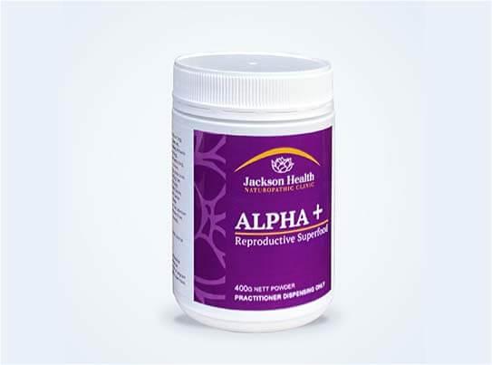 Jackson Health - alpha